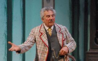 Pippo Pattavina in ''L'Aria del Continente''