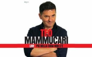 Teo Mammuccari in ''Più bella cosa non c'è''
