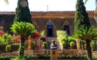 Riapre il giardino di Villa Aurea, immerso nella Valle Templi
