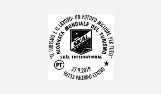 Annullamento postale per la Giornata Mondiale del Turismo 2019