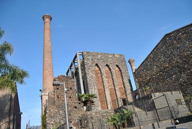 Le Ciminiere di Catania