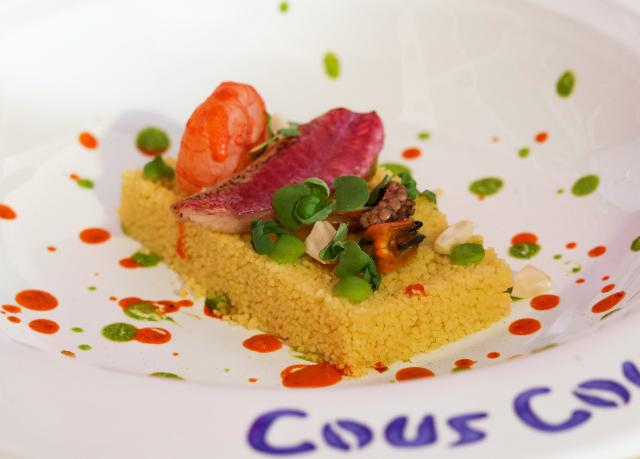 "Cous Cous Fest 2019 - ""Make cous cous not walls"""