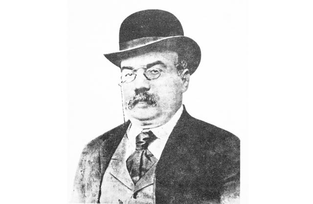 Il Dottor Raffaele Solarino, Sindaco di Ragusa