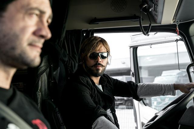 Drive Me Home, Vinicio Marchioni e Marco D'Amore