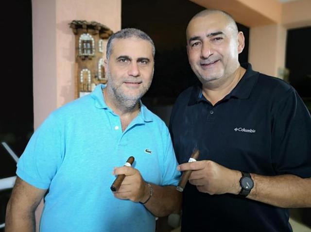 Federico Marino e Victor Calvo