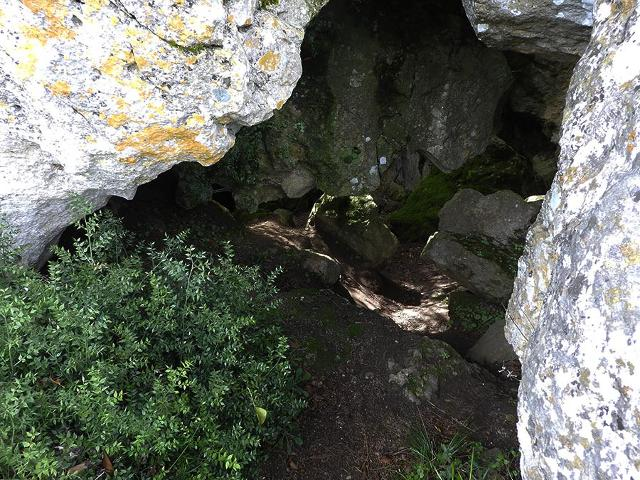 Grotta del Garrone - ph Dario Macaluso