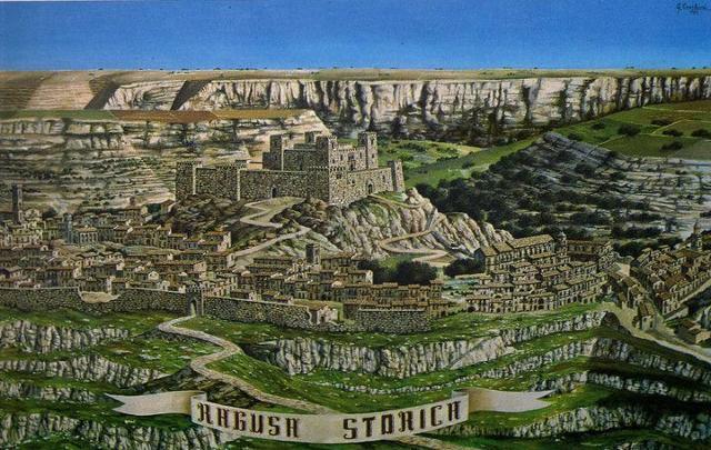 Il Castello di Ragusa