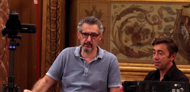 Un coreografo siciliano alla corte di John Turturro