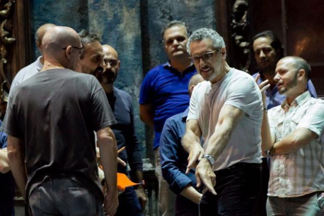 """John Turturro e il suo """"Rigoletto"""" al Teatro Massimo di Palermo"""