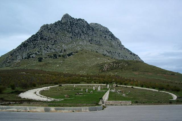 Memoriale di Portella della Ginestra
