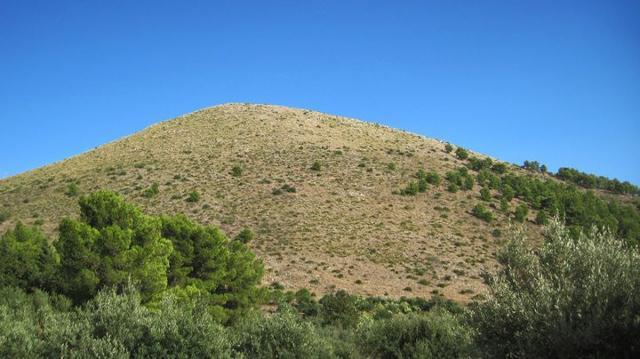 Monte Catalfano - ph Ferpint