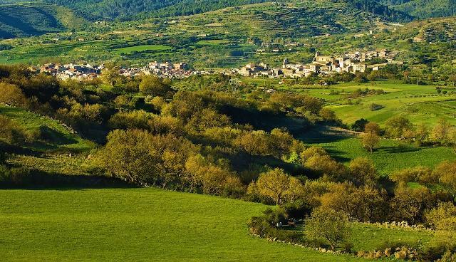 Monte Lauro, paesaggio