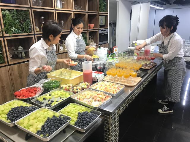 La presentazione a Tokyo dei prodotti Oranfrizer
