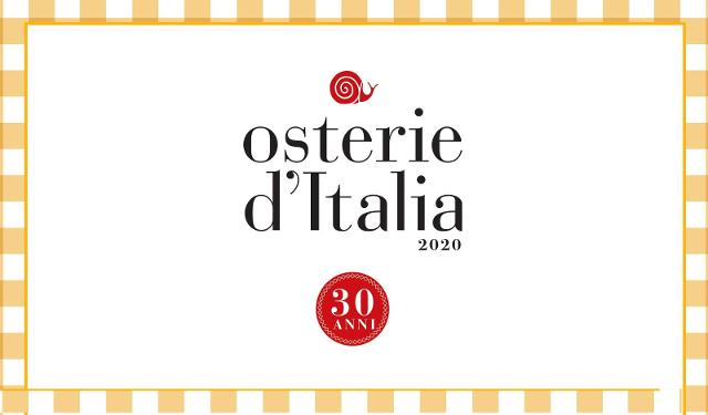 Osterie d'Italia 2020 - Slow Food