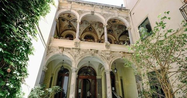 Palazzo Milo Pappalardo, Trapani