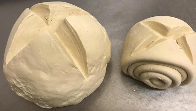 Tommaso Cannata e Friedrich Schmuck, in particolare, utilizzeranno l'evolutiva per i loro impasti di pane e pizza...