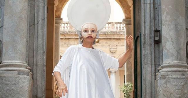 """Patrizia D'Antona in scena con """"Il cunto di Medea e altre storie"""""""