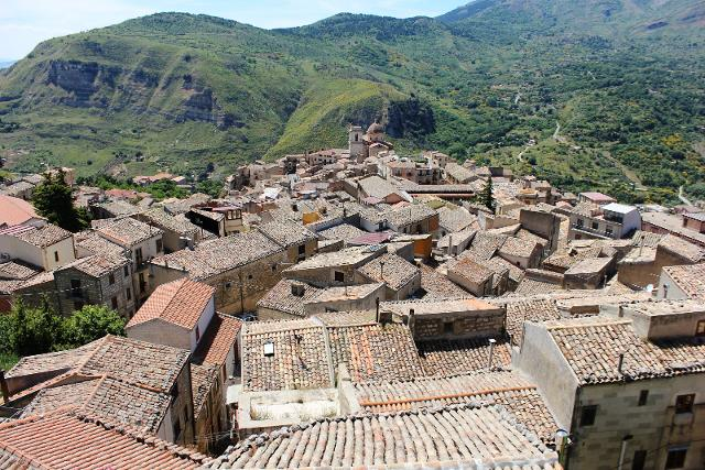 Panorama di Petralia Sottana - ph Mario Di Giovanni