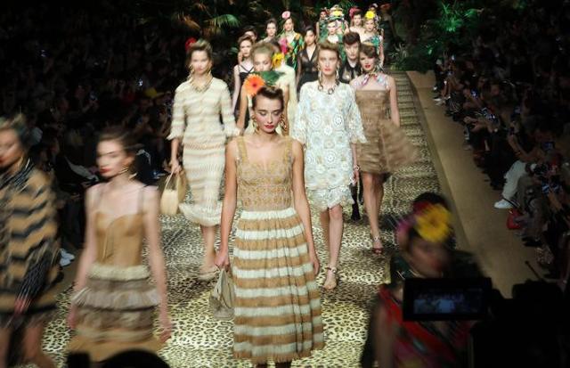 La Sicilian Jungle di Dolce&Gabbana