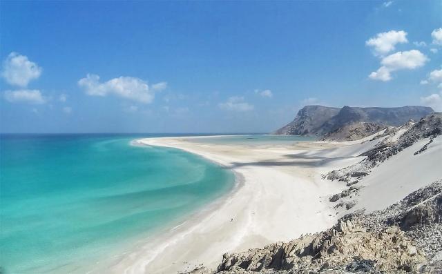 Spiaggia di Socotra