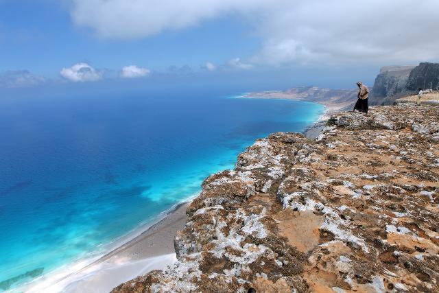 Socotra in una foto di Vladimir Melnik