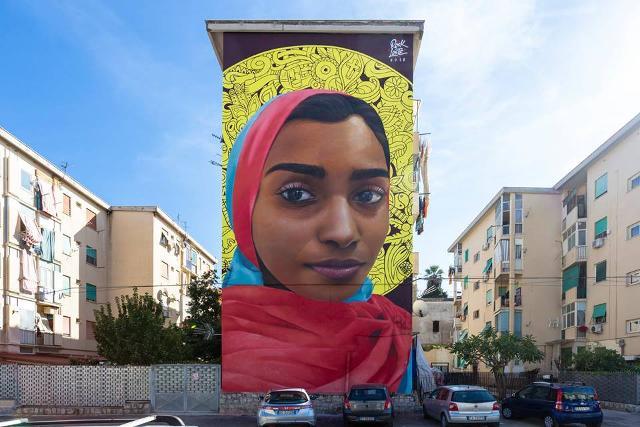 Al Comune di Palermo l'albo per la street art ''legale''