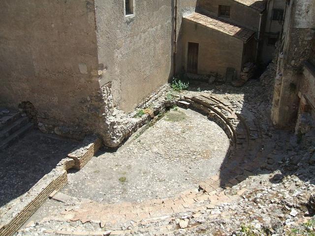 Teatro Odeon di Taormina - ph I, LeZibou