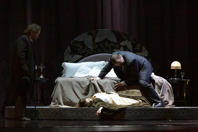 La Traviata, Teatro Massimo di Palermo - ph Rosellina Garbo
