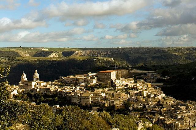 Veduta di Ragusa Ibla - ph Antonio Scribano