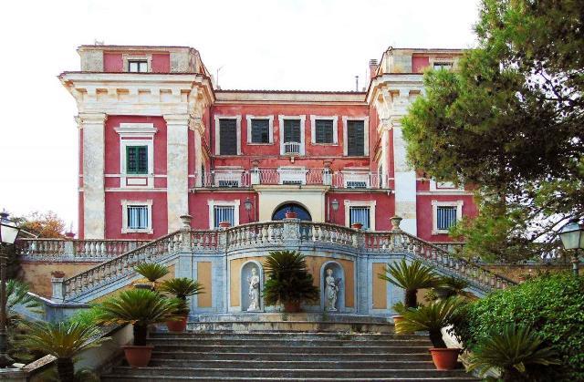 Villa Testasecca, Caltanissetta