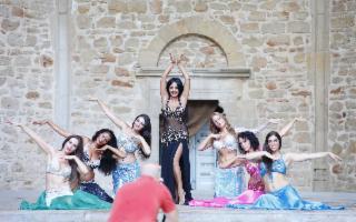 Casting Danza dell'Accademia di Danze Orientali per bambini e adulti