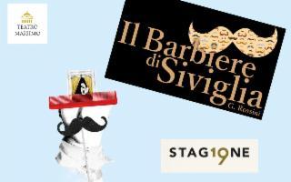 ''Il barbiere di Siviglia'' al Teatro Massimo di Palermo