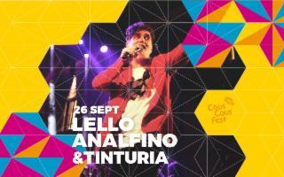 Lello Analfino & Tinturia al Cous Cous Fest