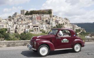 Raid dell'Etna - Giro della Sicilia per autostoriche