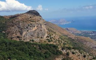 Escursione alla RNO di Pizzo Cane, Pizzo Trigna e Grotta Mazzamuto