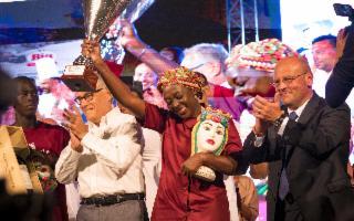 Il Senegal è il Campione del Mondo di Cous Cous 2019!
