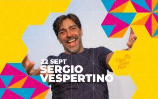Sergio Vespertino al Cous Cous Fest