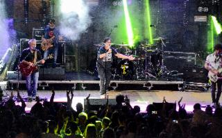 Festival ''Curtigghiu - Gallego Rock''