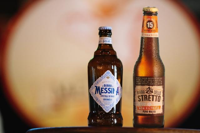 Birra Messina Cristalli di Sale e Birra dello Stretto sponsor del Messina Street Food Fest