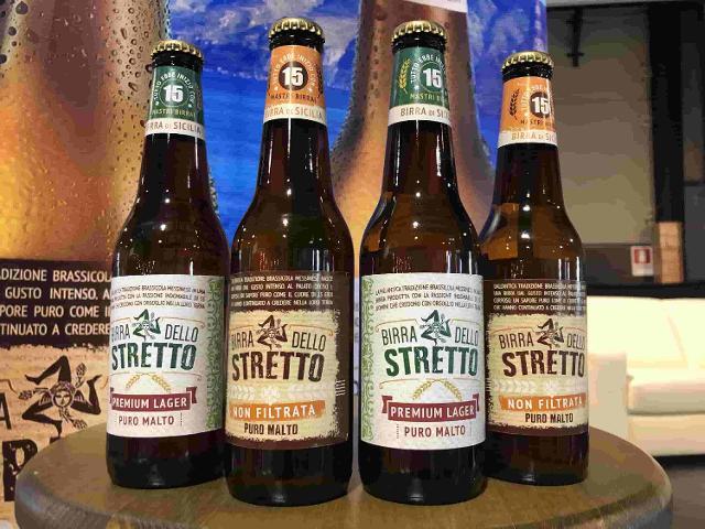 Le nuove Birre dello Stretto