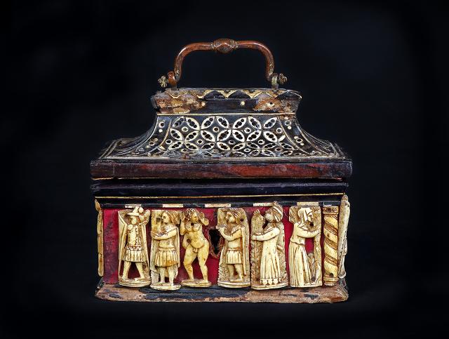 Cassetta reliquiaria di San Martino