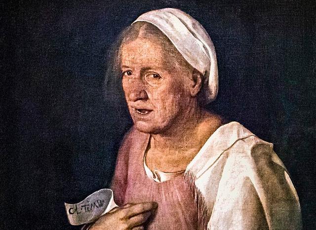 """""""Col Tempo"""" (o La Vecchia) di Giorgione"""