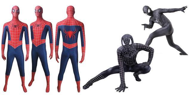 I travestimenti più cercati dagli uomini sono quelli da supereroi...
