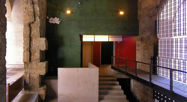 Entrata Palazzo Chiaramonte-Steri - ph SEIER + SEIER
