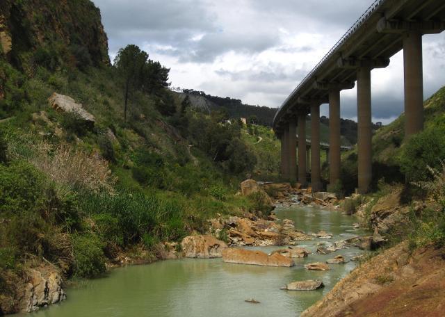 Fiume Imera meridionale - ph www.turismoambientalesicilia.it