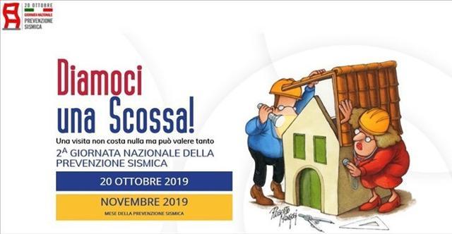 Architetti e Ingegneri nelle piazze catanesi per la ''Giornata Nazionale della Prevenzione Sismica''