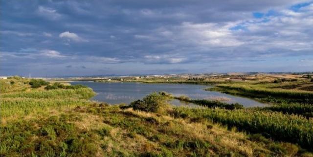 Lago del Biviere di Gela