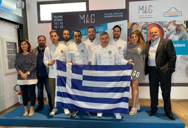 I vincitori della selezione internazionale del Carpigiani International Day 2021
