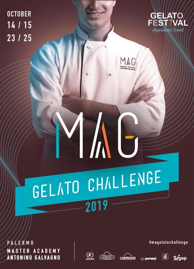 Al Mag Gelato Challenge, vincono i gusti del territorio di Sicilia e Calabria