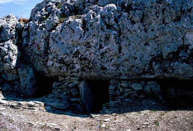 Necropoli Paleocristiana - Lago Sfondato